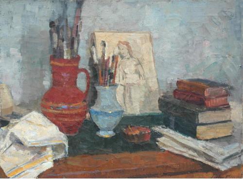 Каталог персональной выставки Г.М.Гордона.