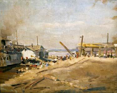 Двенадцать московских живописцев