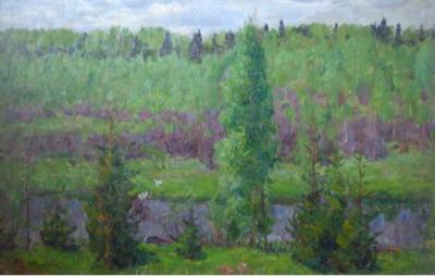 История продажи живописи на аукционах