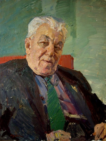 Портрет профессора Звягинцева