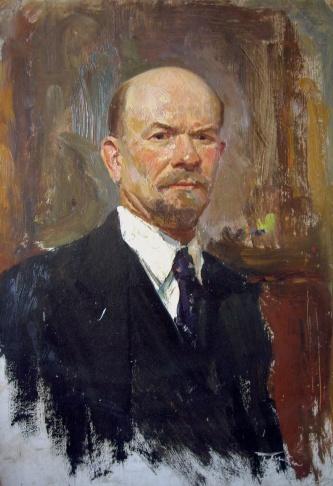 Двойник В.И.Ленина