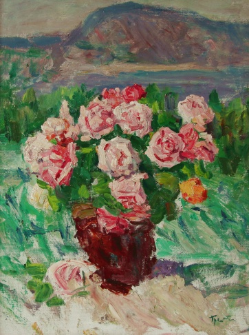 Гурзуфские розы