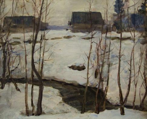 Зимний денёк