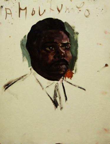 Портрет А. Мовтимбо