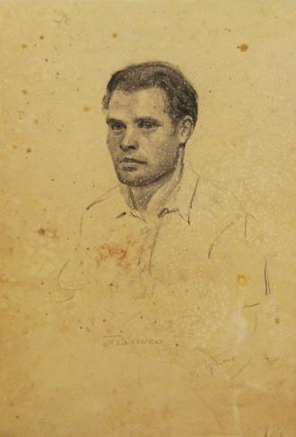 Портрет Ткаченко