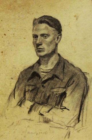Портрет Пестрякова