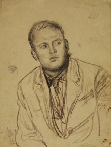 Портрет директора магазина
