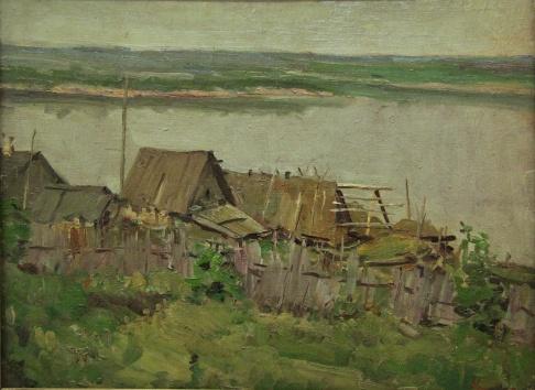 Деревня Маркваши