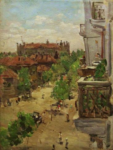 Улица в Куйбышеве