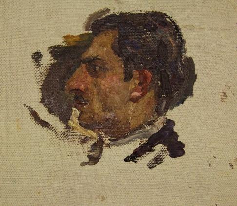 Портрет азербайджанца