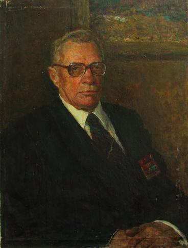 Портрет хирурга Заусаева В.И.