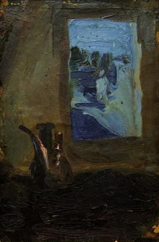 Узбекистан. Ночь в Самарканде.