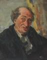 Портрет старого еврея