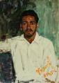 Портрет киноактёра Жоао Беннио, Бразилия