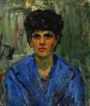 Портрет испанской девушки