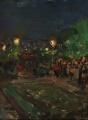 Ночная ярмарка
