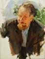 Портрет художника Петра Андрианова