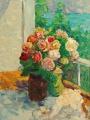 Розы в Гурзуфе