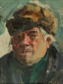 Портрет художника Николая Николаевича Горлова