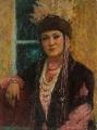 Портрет Кайыргуль Сартбаевой