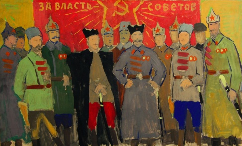 Полководцы Гражданской войны