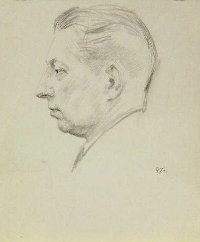 Портрет неизвестного мужчины
