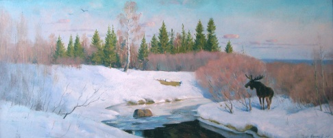 Северная весна