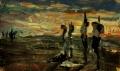 Сотни и тысячи убитыми и повешенными оставляли после себя палачи коричневой чумы