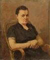 Портрет Смирновой Д.П., работницы Трёхгорной мануфактуры, депутата Верховного Совета СССР