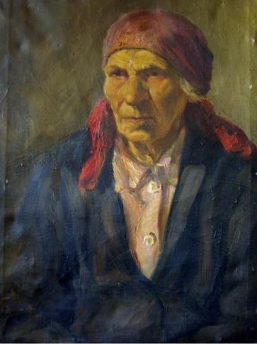 Портрет бабушки моей