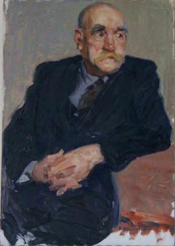 Старейший член КПСС Булкин