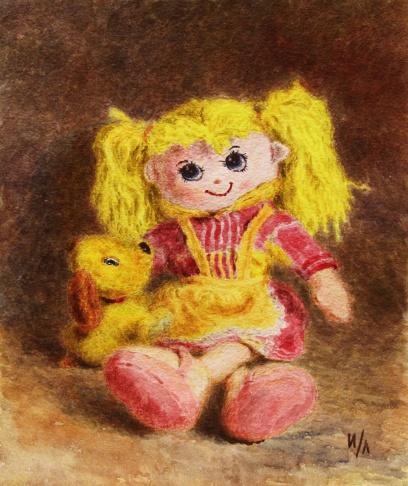 Кукла Лиза
