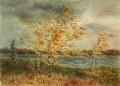 Осенний ветер