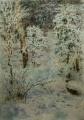 Зимняя ёлочка