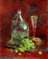 Натюрморт с бутылью