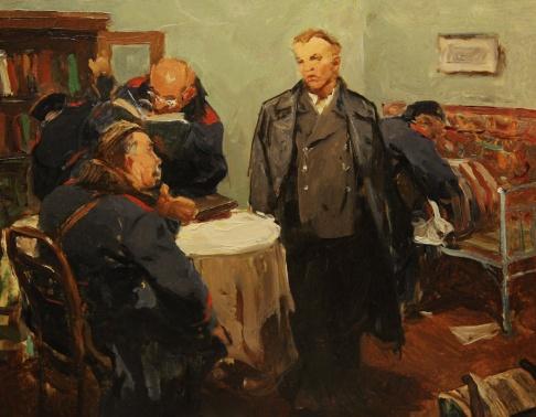 Арест Александра Ульянова