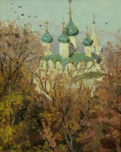 Собор Печерского монастыря