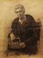 Портрет пожилой дамы с ридикюлем
