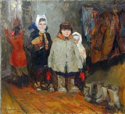 Ирина Шевандронова «В зале»