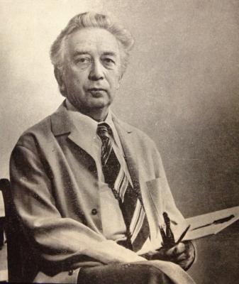 УГАРОВ БОРИС СЕРГЕЕВИЧ (1922 - 1991)