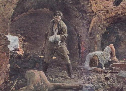 Николай Толкунов «Бессмертие. Брест 1941 года» (1960)