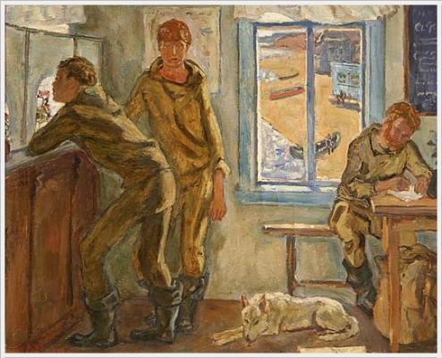 Ирина Шевандронова «Пути-дороги юности»  1970 г.