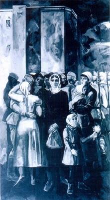 Коробов Виталий Фёдорович. «Прощание. 1941 год»