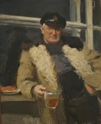 Виктор Цыплаков «Георгий Нисский» 1978 г.