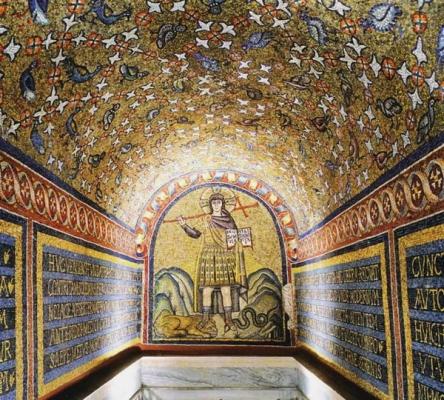 Архиепископская капелла Святого Андрея в Равенне