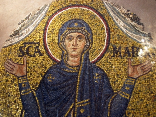 Мозаика из Урсианской базилики